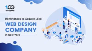 Local Web Design Company in New York
