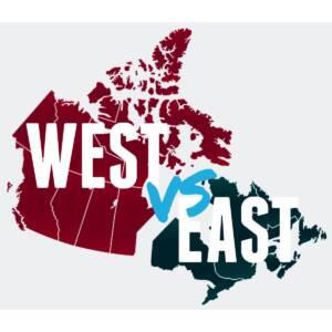 West vs East Coast