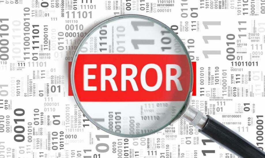 Common Cause of Pii_Email Bugs and Errors: