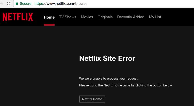 Checkout the Netflix Server