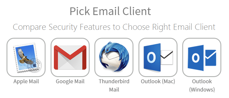 Choice Email-client