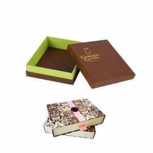 custom chocolate boxes deluxeboxes