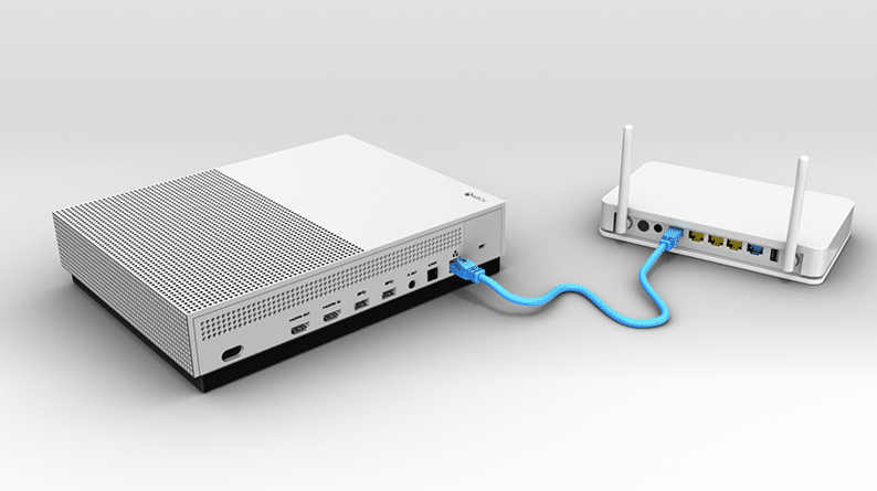 Connect Console Directly Into The Router
