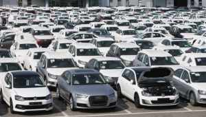 used cars trading