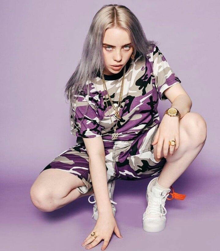 Billie Eilish hot Pic