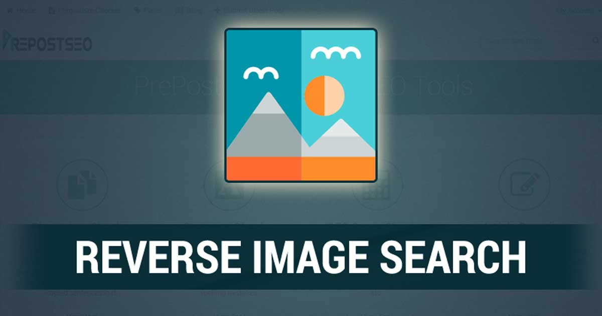 Reverse Image Search