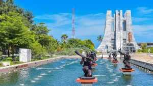 Accra Tourist Attractions
