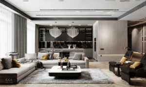 How To Decorate A Living Room With Front Door In The Middle