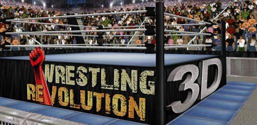 Wrestling Revolution 3D Mod APK 1.71 (Unlocked all)